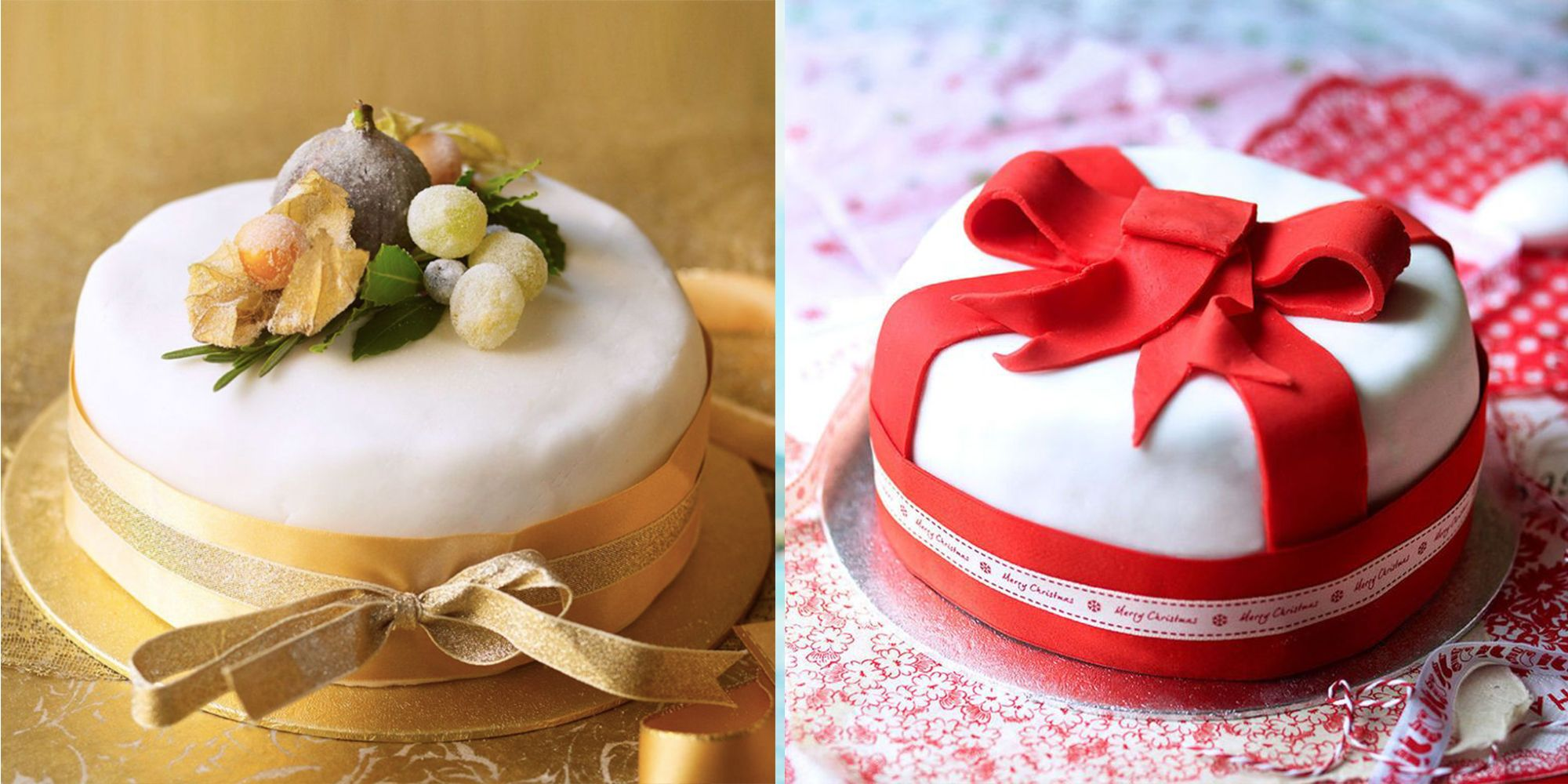 How To Ice A Christmas Cake In Under An Hour