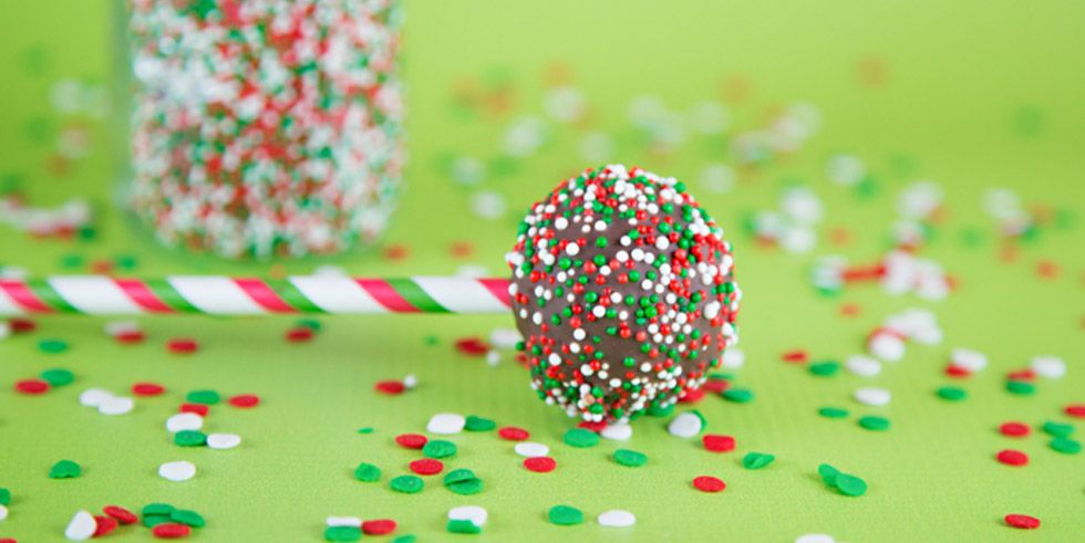 Images of cake pops recipe easy christmas