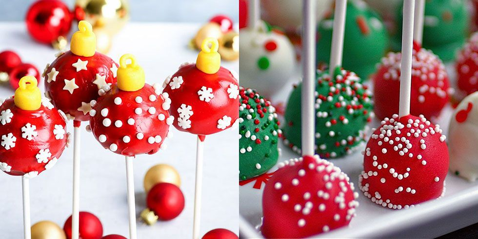 22 Christmas Cake Pops No One Will Be Able To Turn Down Christmas