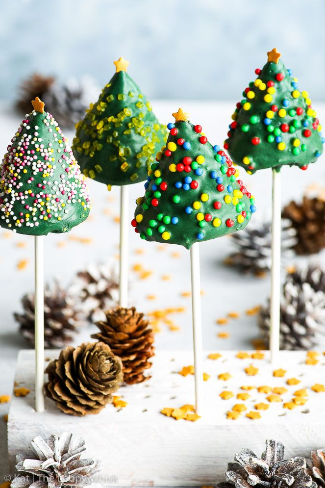 20 Christmas Cake Pops Easy Christmas Cake Pop Recipes For A Crowd