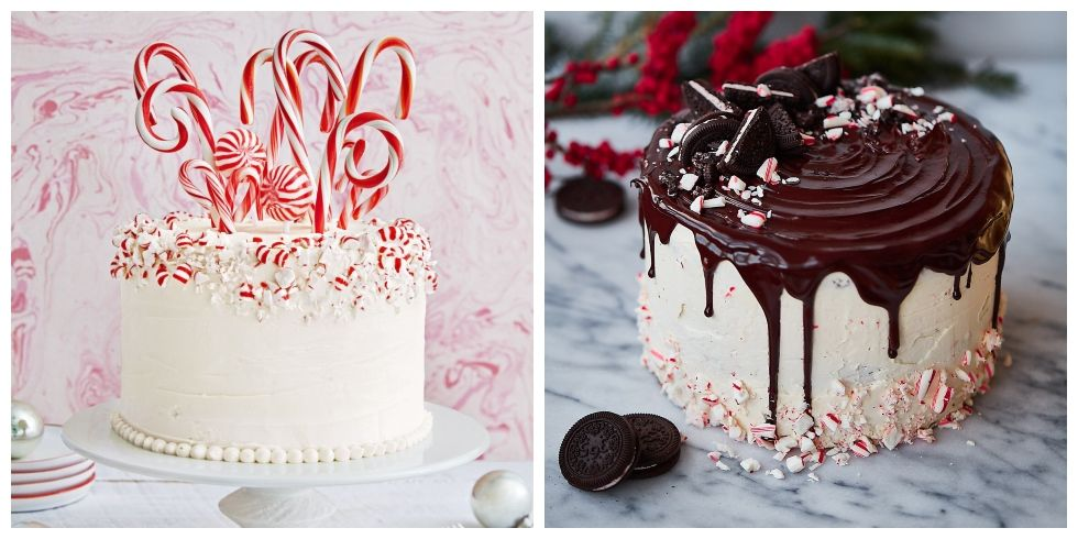31 of the Most Beautiful Christmas Cakes