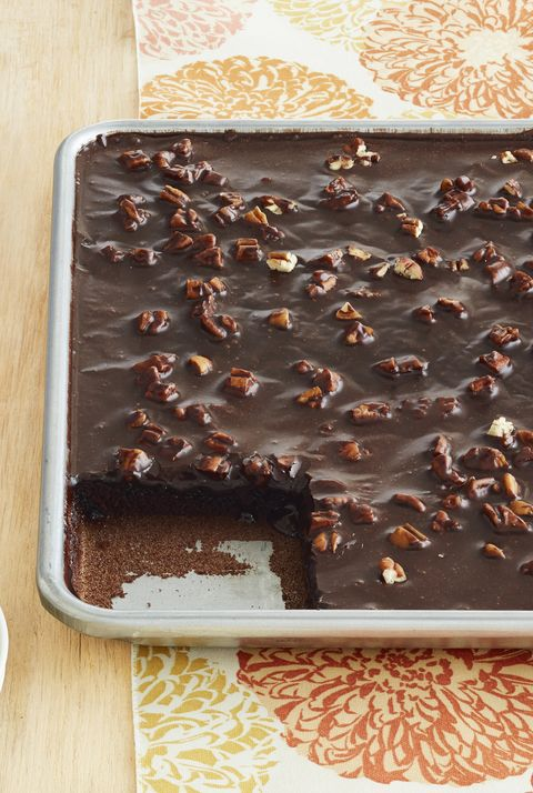christmas cake recipes chocolate sheet cake