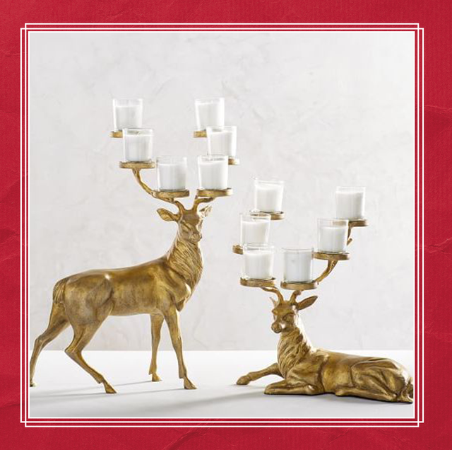 25 Best Christmas Candle Holders Christmas Candle Centerpieces And Decorations