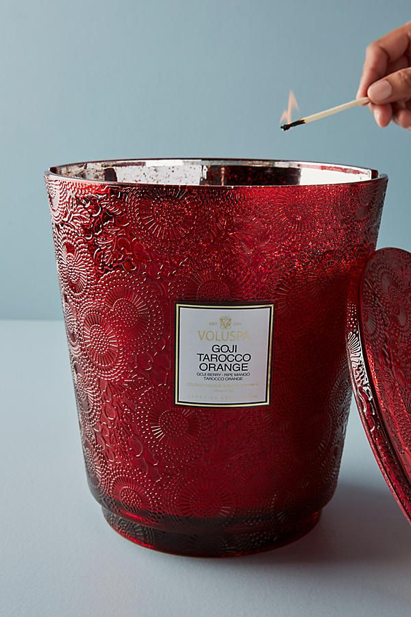 Christmas Scented Candle
