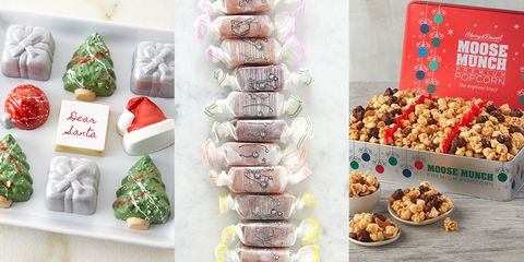 18 Best Christmas Candy Gifts - Holiday Chocolate Stocking Stuffers