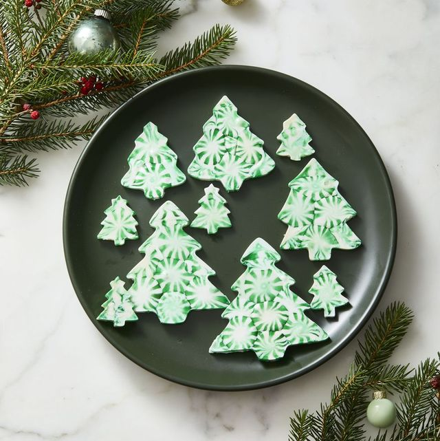 peppermint trees