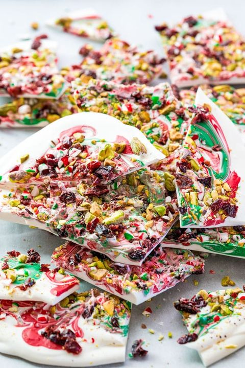 christmas candy bark