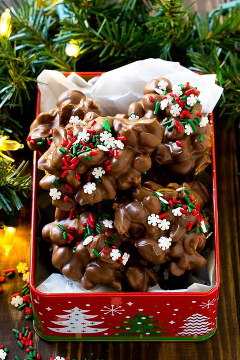 christmas candy recipes crock pot