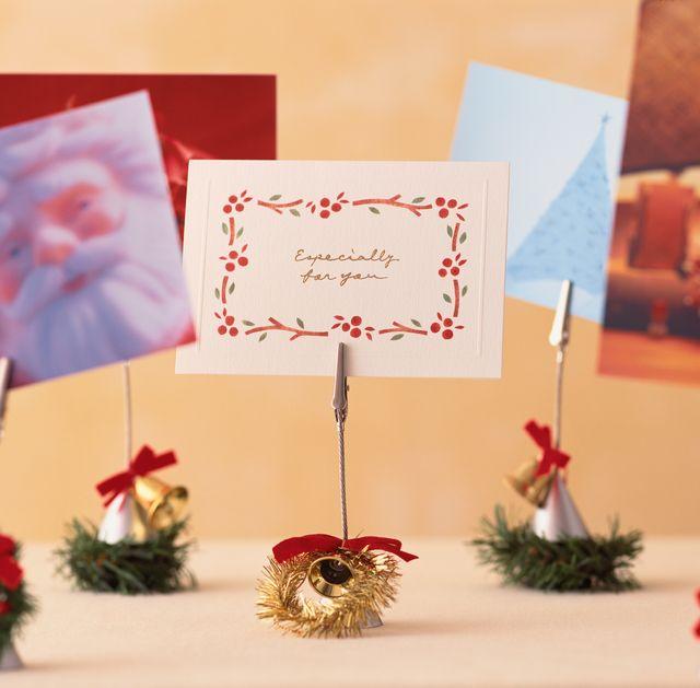 32 Diy Christmas Card Holder Ideas How To Display