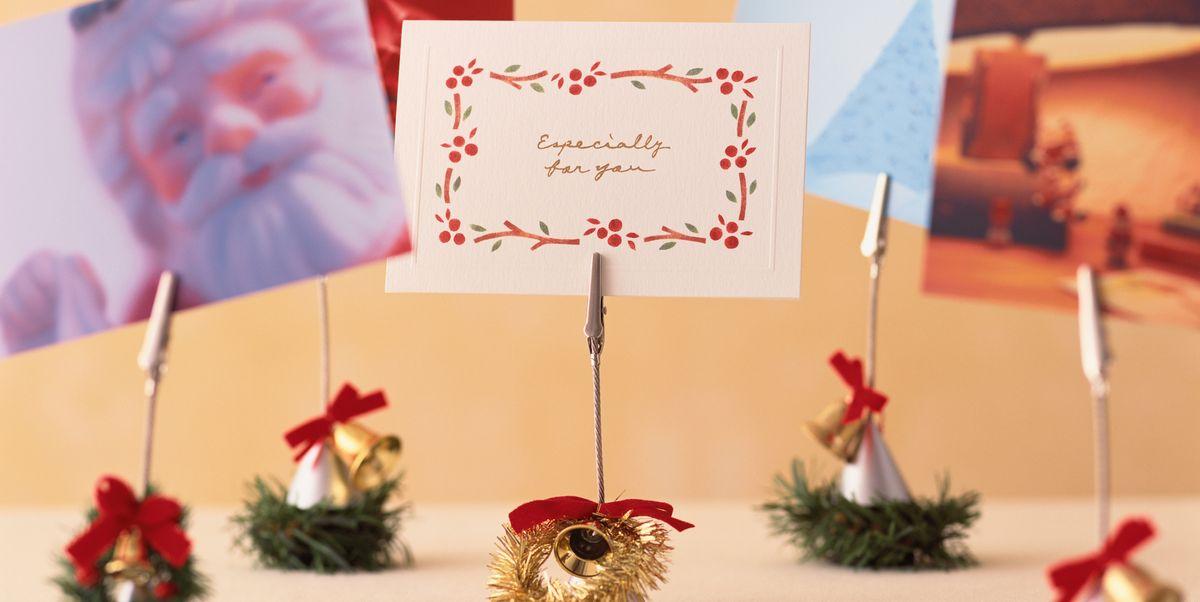 27 Christmas Card Display Ideas That Turn Season's Greetings Into Works of Art