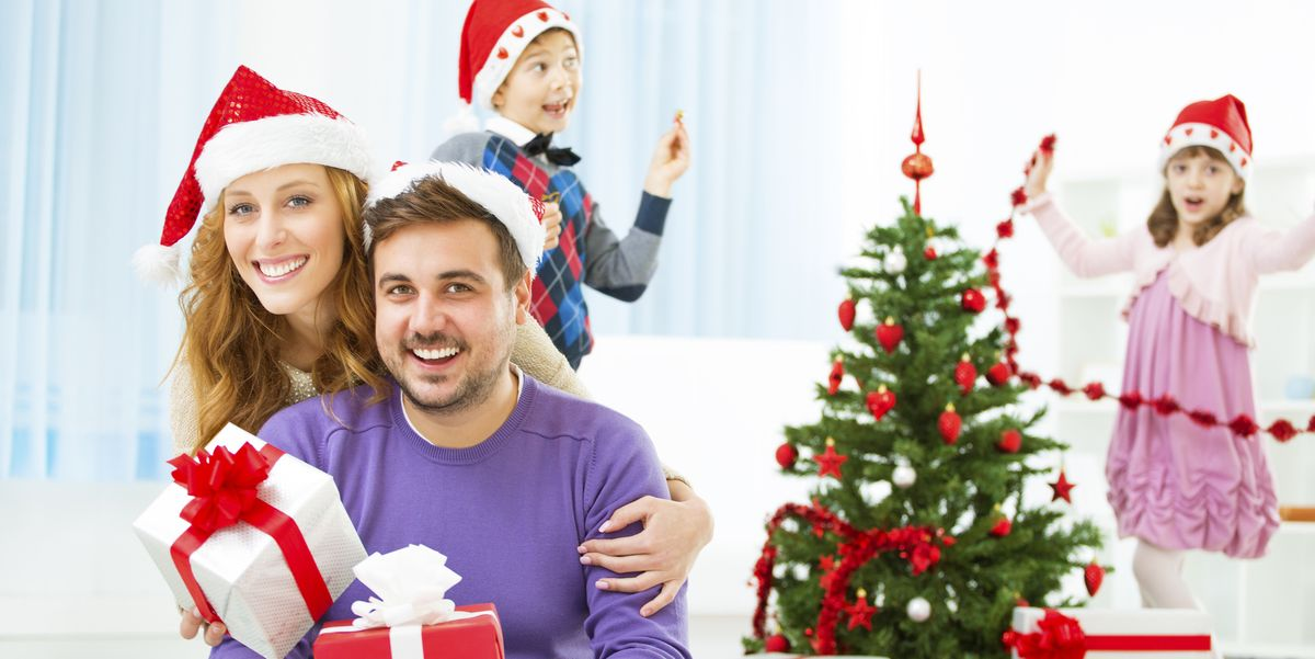 10 Christmas Card Photo Ideas - Cute Christmas Picture Tips