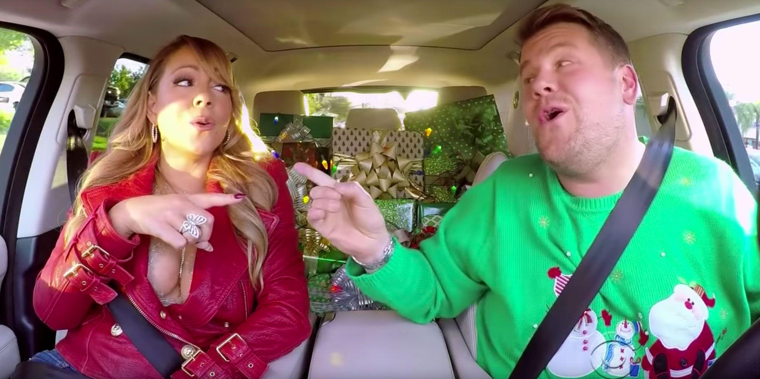 Mariah Carey Does Christmas \