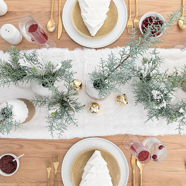 25 Best Diy Christmas Centerpieces Beautiful Ideas For