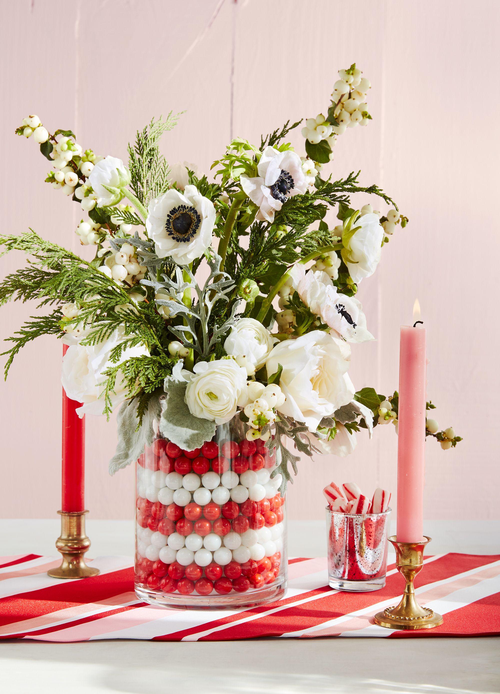 20+ New For Contemporary Christmas Flower Arrangements ...