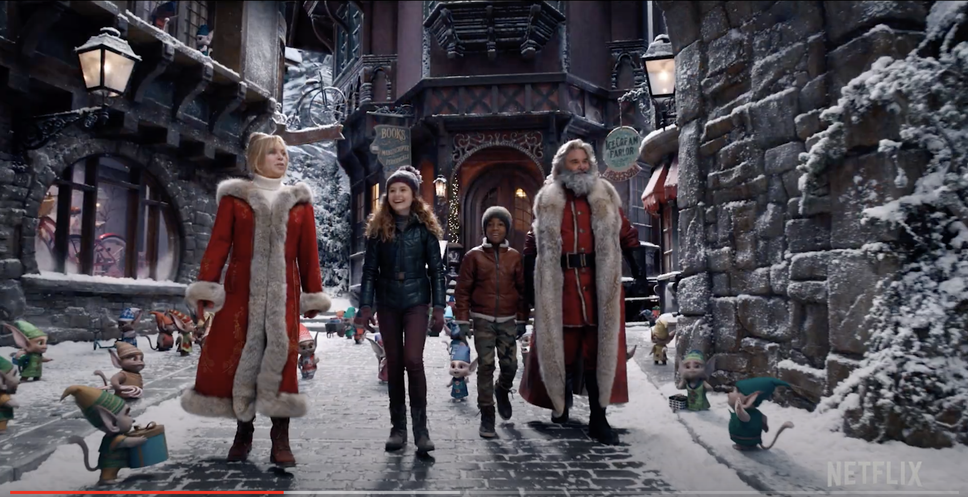 All About Netflix S The Christmas Chronicles 2 When Does The Christmas Chronicles Sequel Come Out