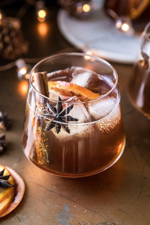 winter cocktail recpies