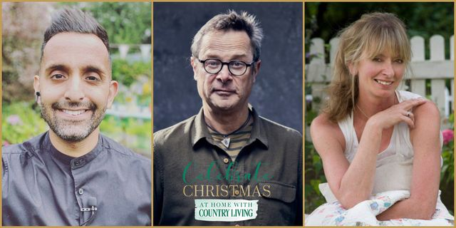 christmas at home with country living virtual event