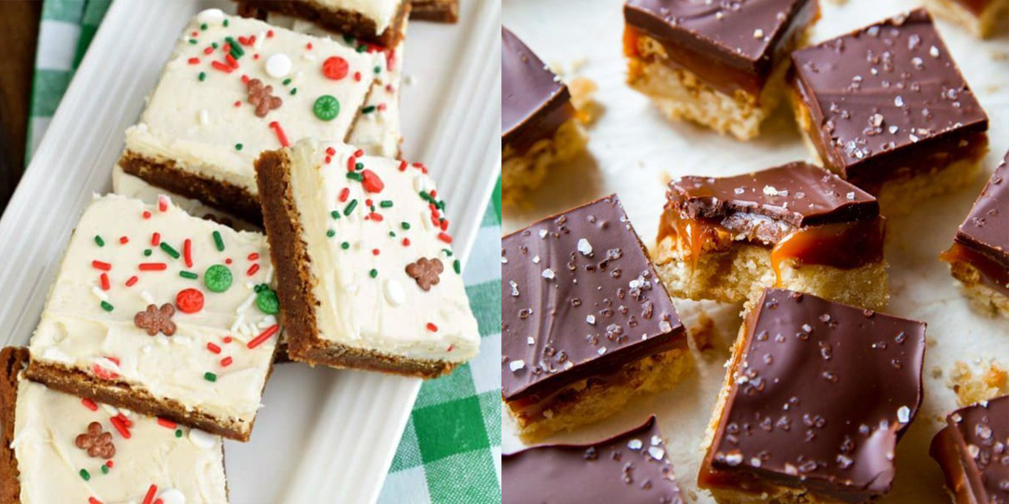 15 Best Christmas Bar Cookies , Easy Holiday Cookie Bar Recipes
