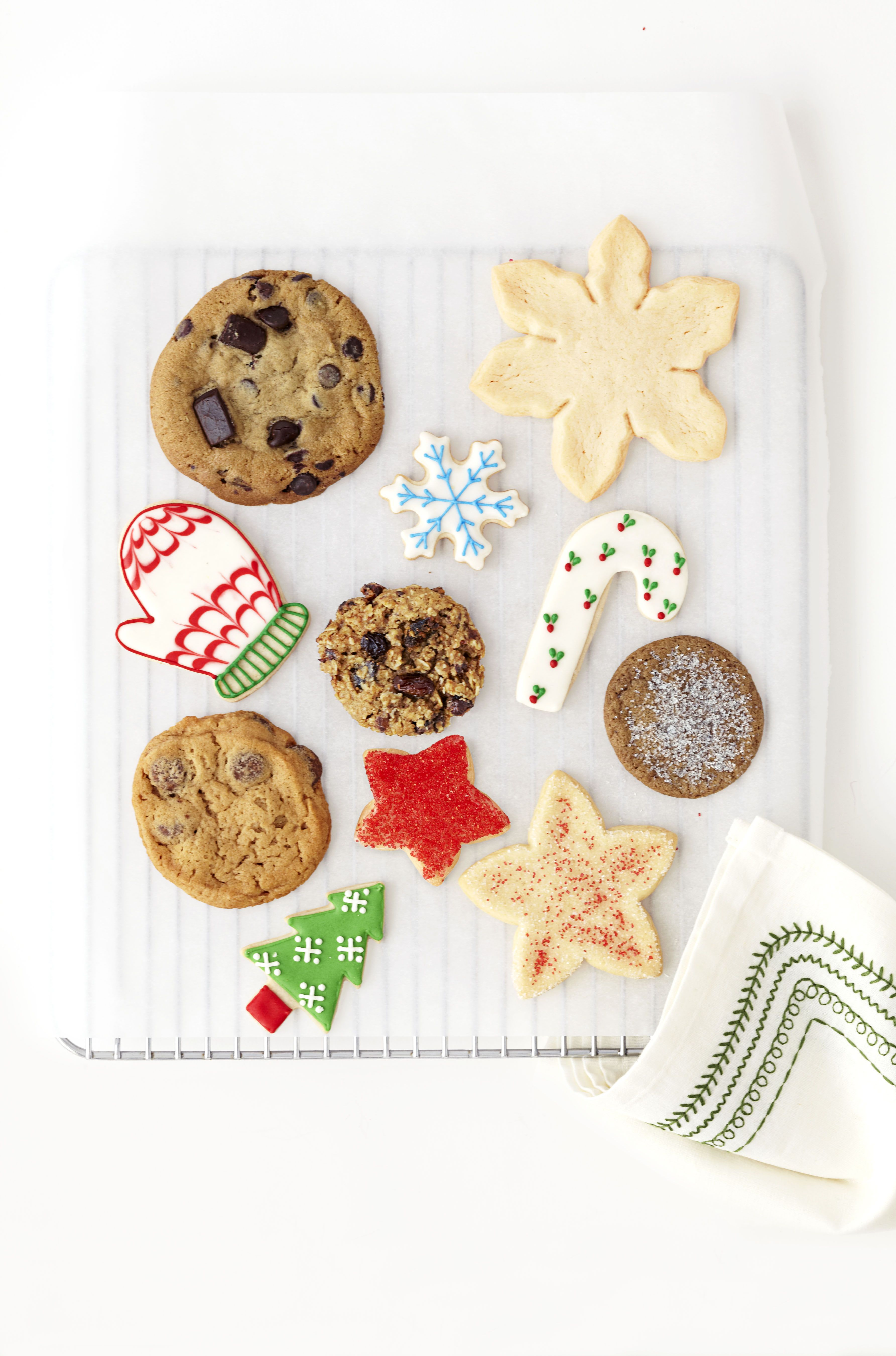 Easy Christmas Cut Out Cookies Recipe