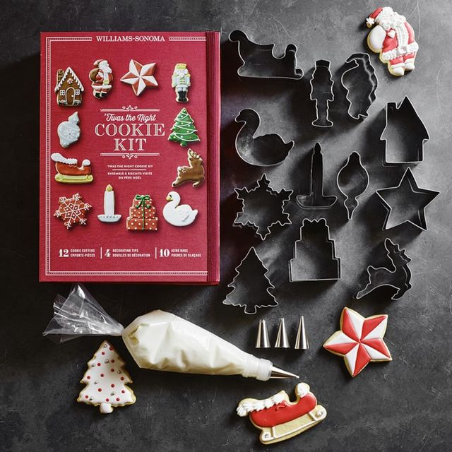 christmas cookie cutters from williams sonoma