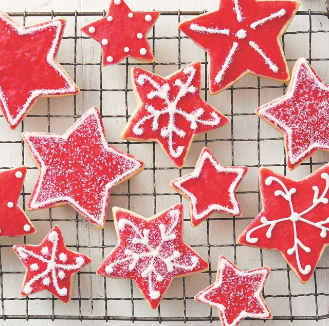 31 Easy Christmas Cookie Recipes Best Recipes For Holiday Cookies