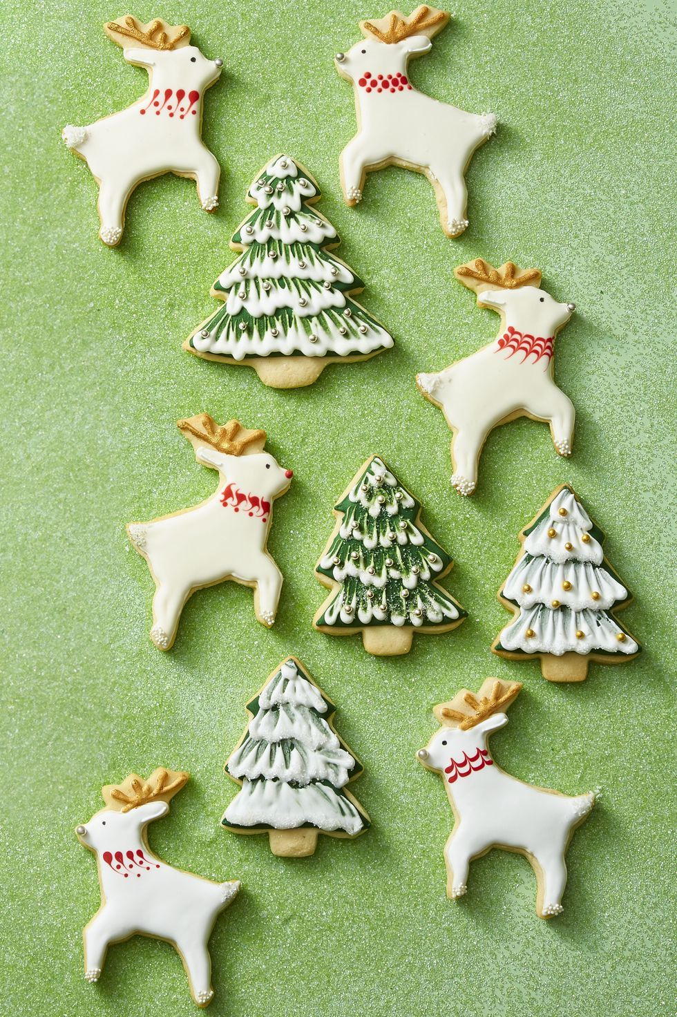 c3409098290dd 75 Easy Christmas Cookies - Best Recipes for Holiday Cookie Ideas