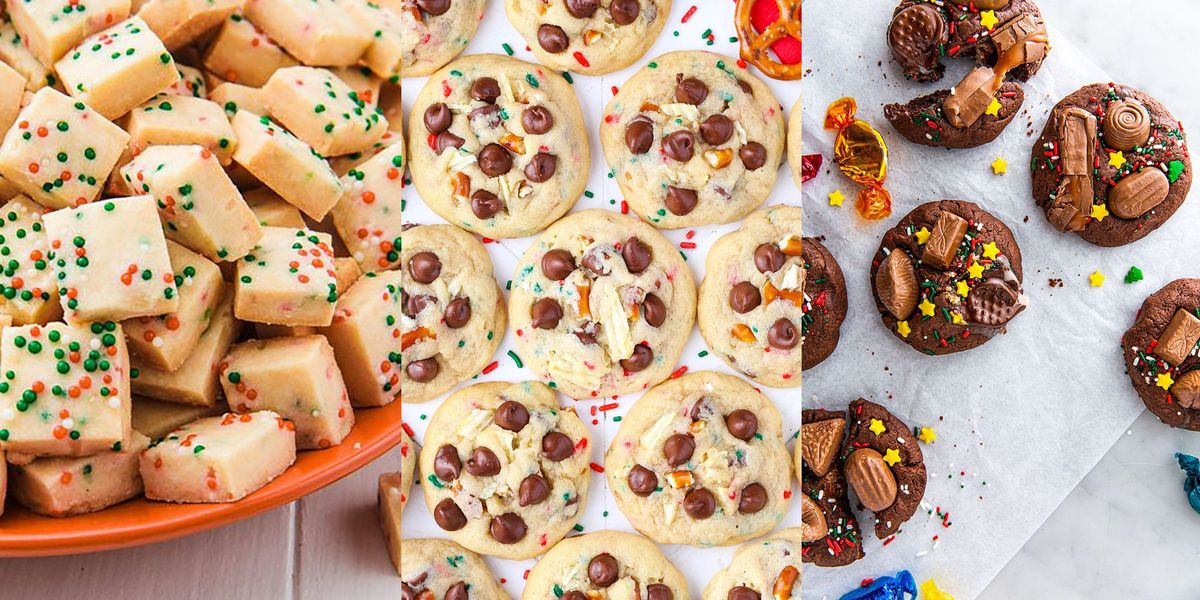 FYI: These Christmas Cookie Recipes Are Perfect For Scoffing (Just Saying)