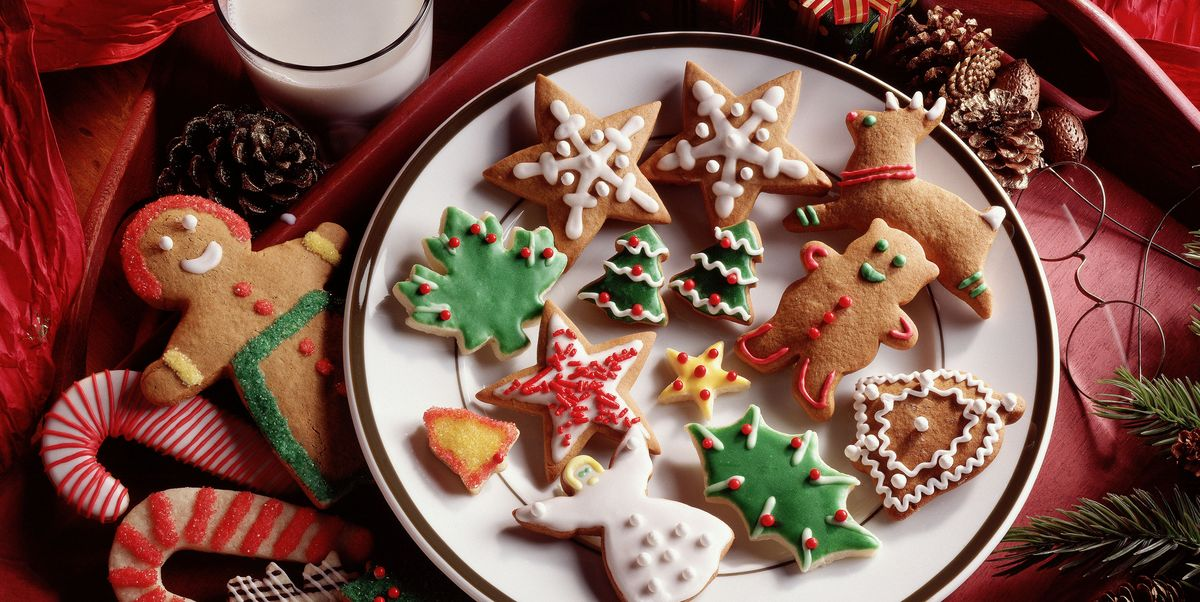 History Behind Your Favorite Holiday Cookies Popular Christmas Cookies