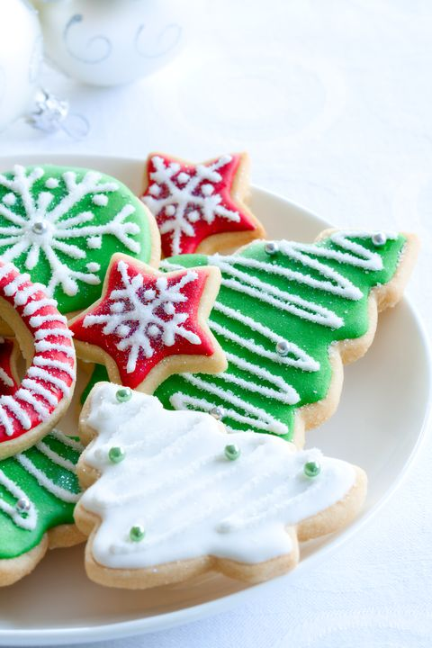 How to Make Christmas Butter Cookies - Best Christmas Butter Cookies Recipe
