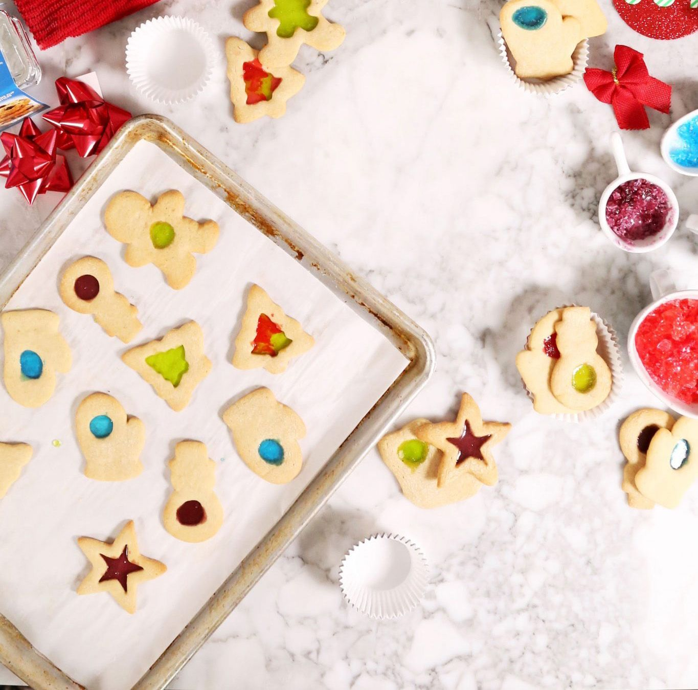 Prettiest Christmas Cookies - Delicious Christmas Cookie Recipes