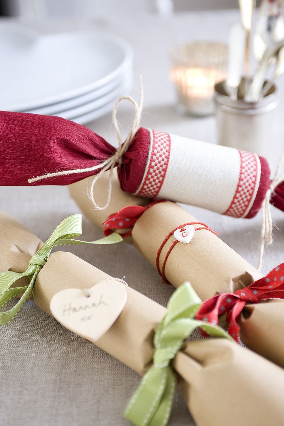 6 make your own Blank Christmas cracker  templates   wedding gift boxes