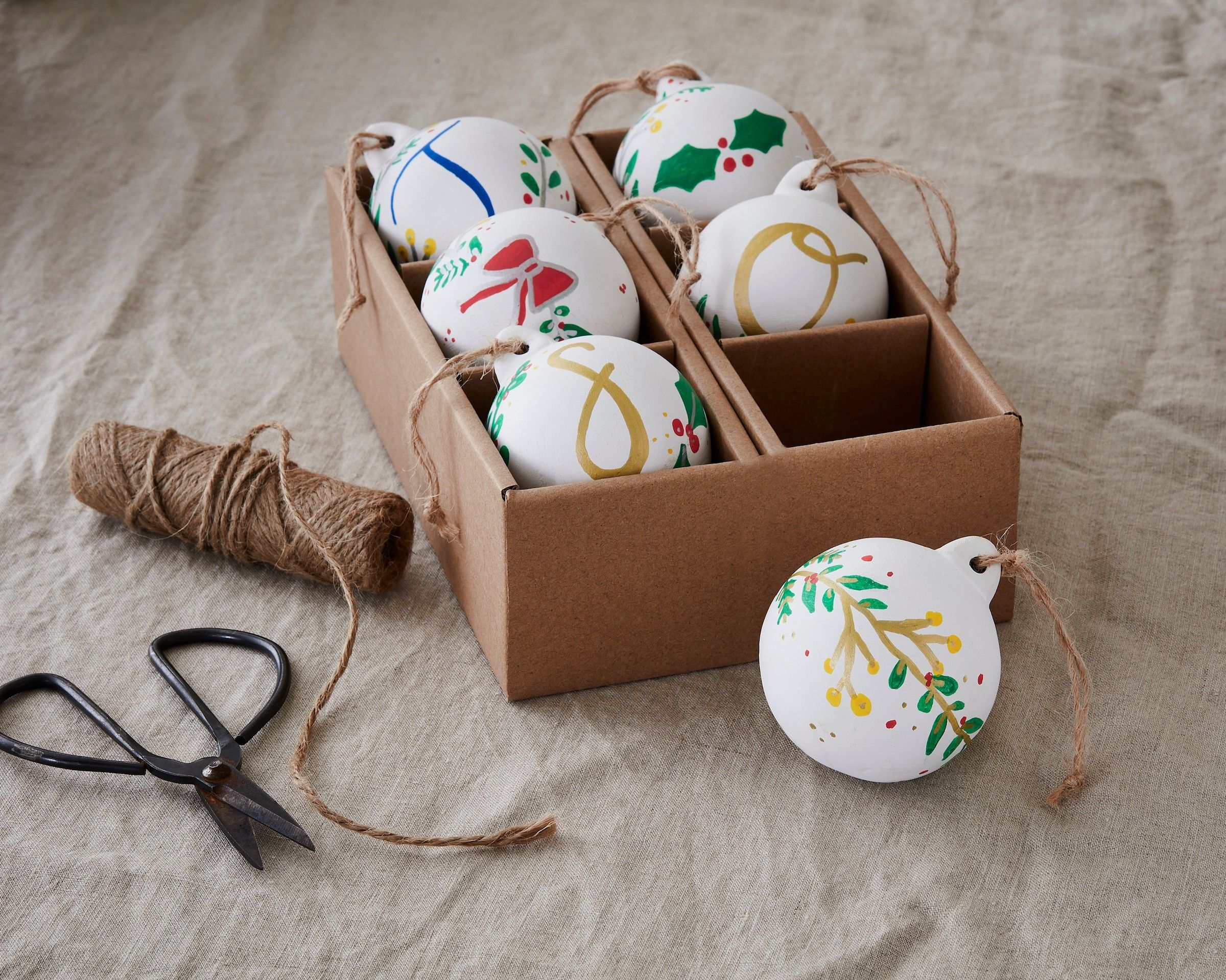 The biggest Christmas craft trends this year, as revealed by Hobbycraft