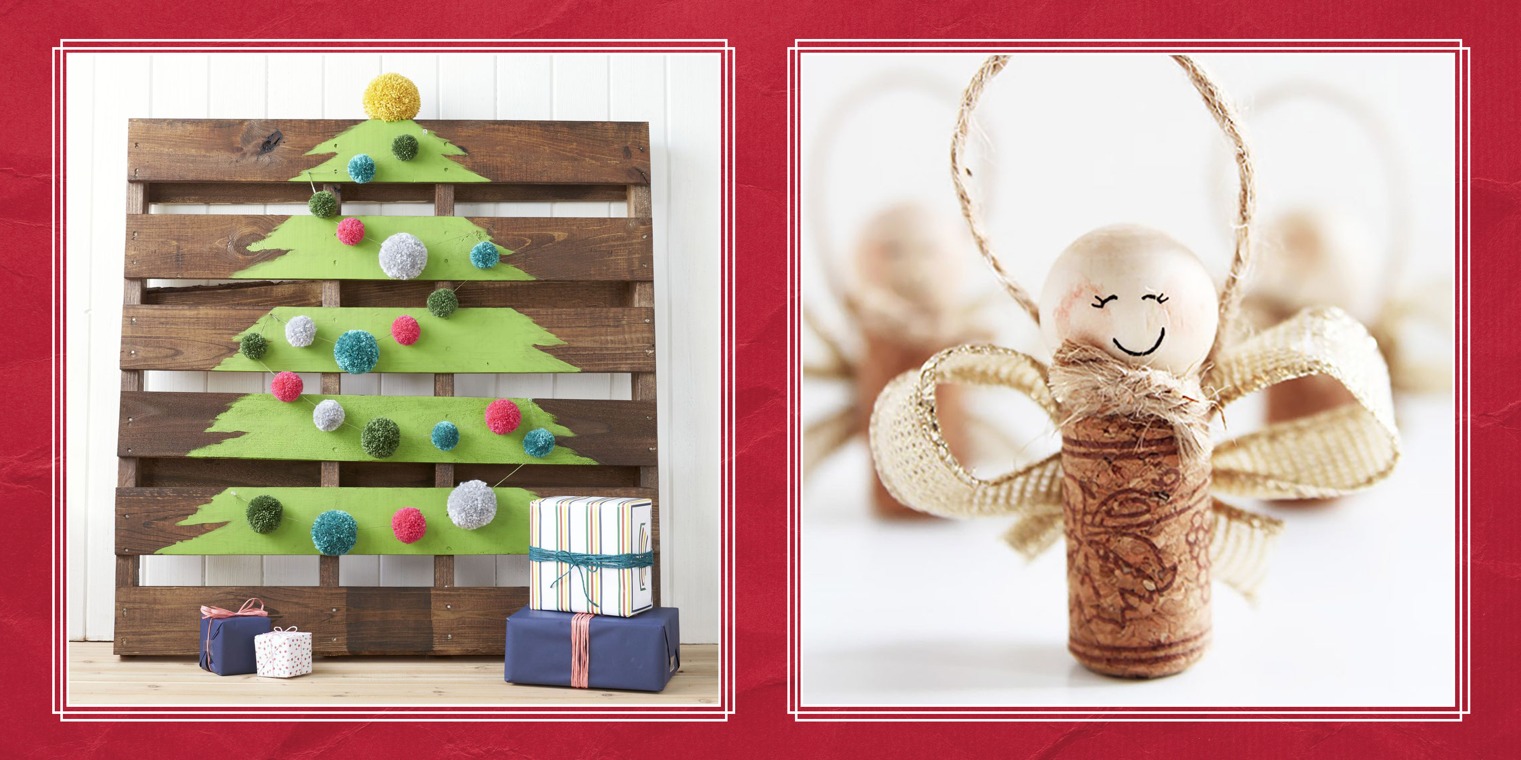 45 Easy Christmas Crafts for Adults to Make