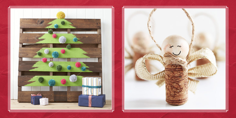 45 easy christmas crafts for adults to make diy ideas for holiday craft projects