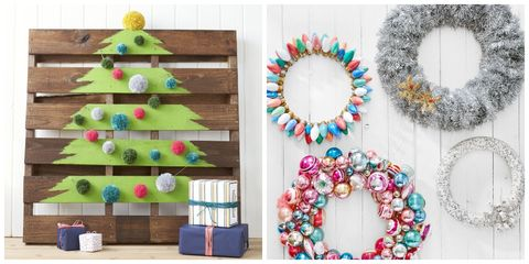 christmas crafts - Paper Christmas Decorations To Make At Home