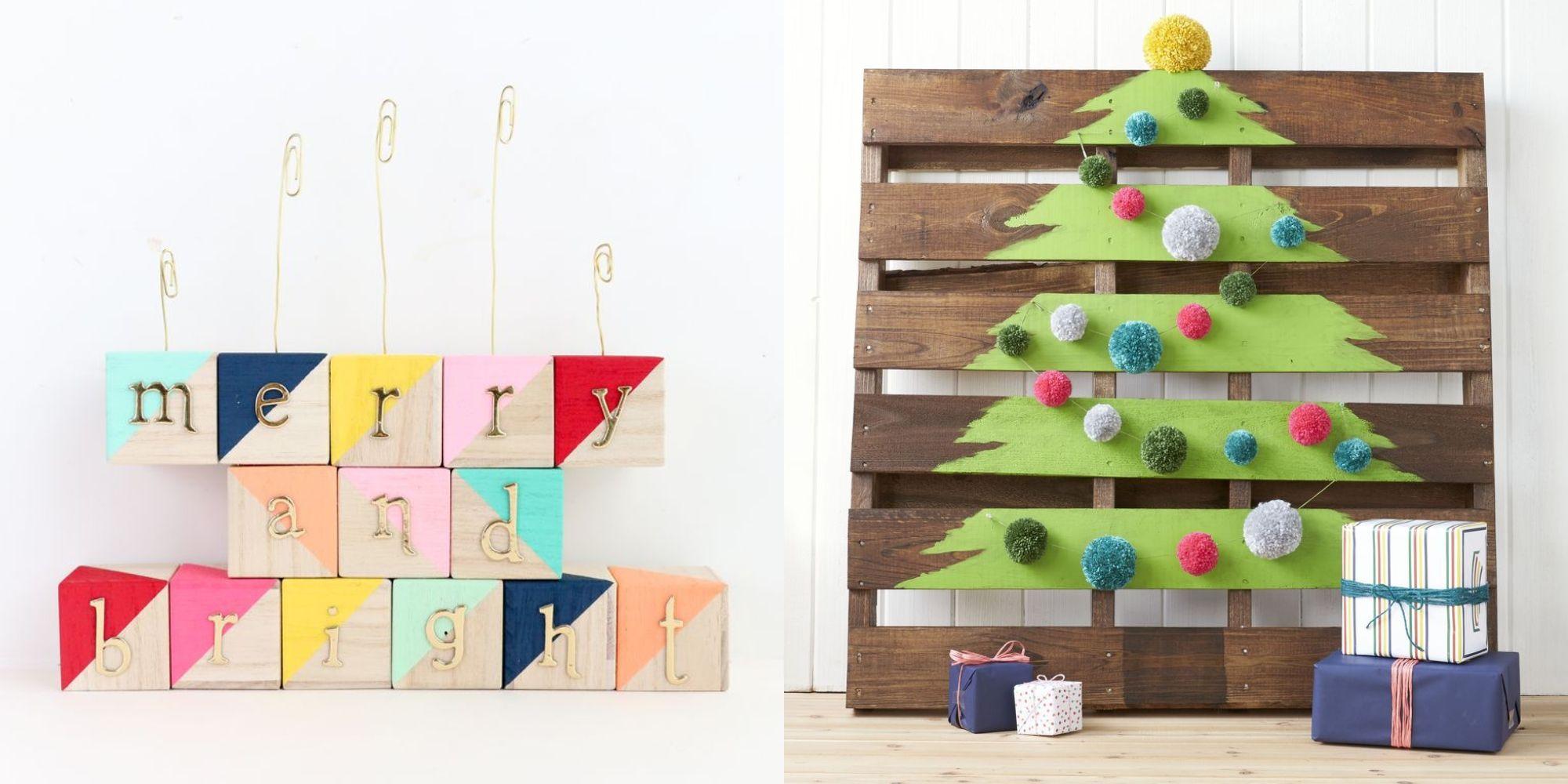 Christmas Decor You Can Actually Make