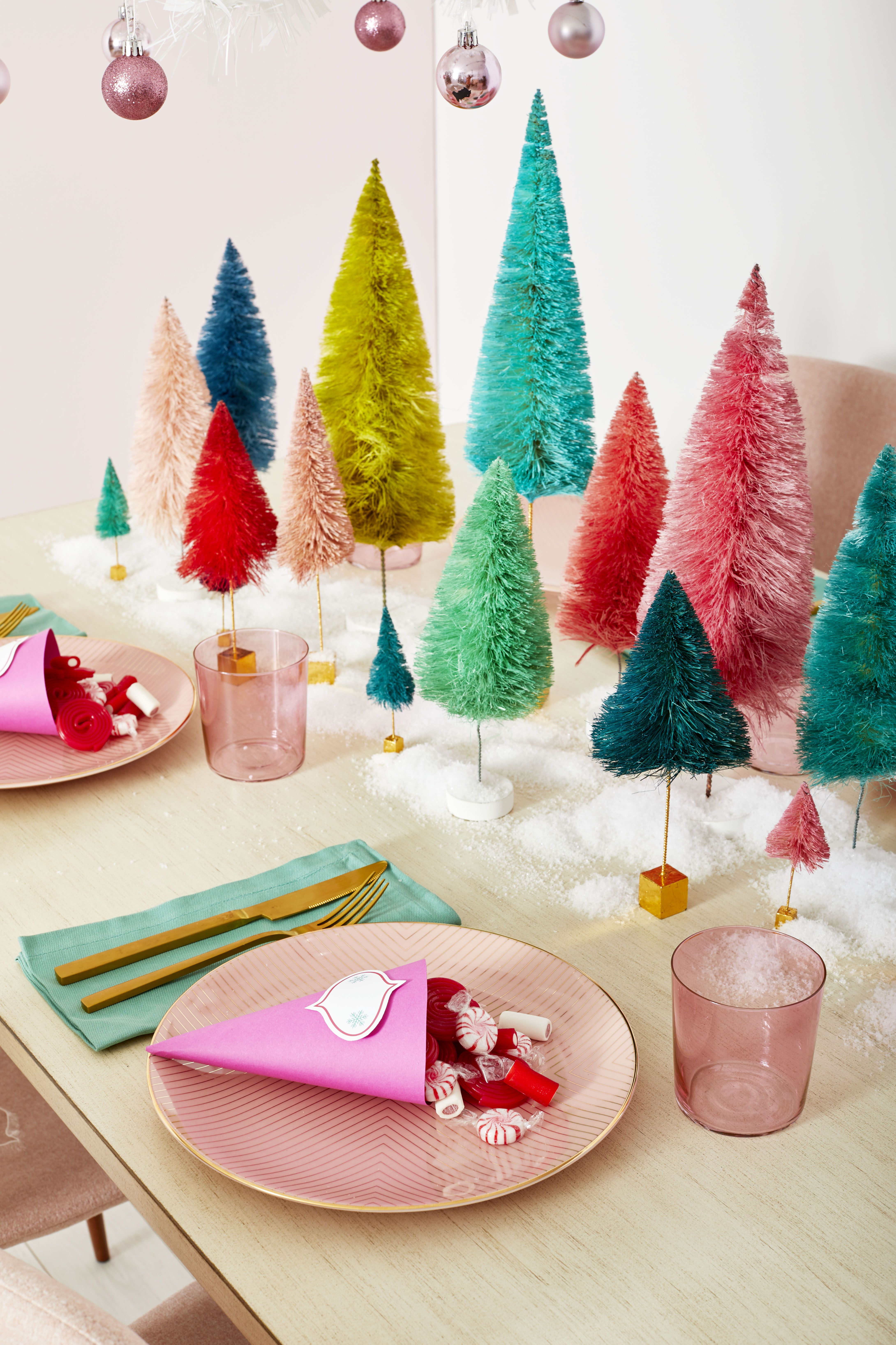 Christmas Party Props Decoration Christmas Tissue Paper Printed and Solid