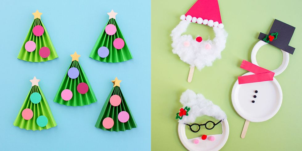 15 Easy and Festive Christmas Crafts for Kids
