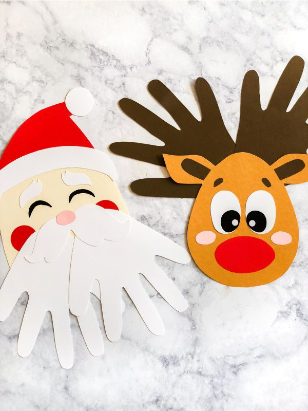 20 Best Christmas Crafts For Kids to Make , Ideas for