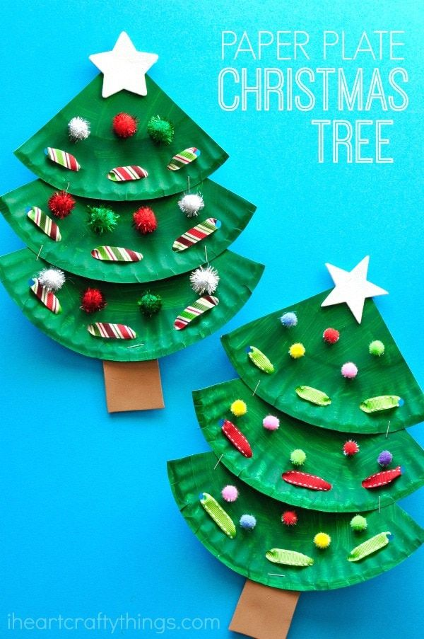 29 Best Christmas Crafts For Kids to Make - Ideas for Christmas Decorations for Kids