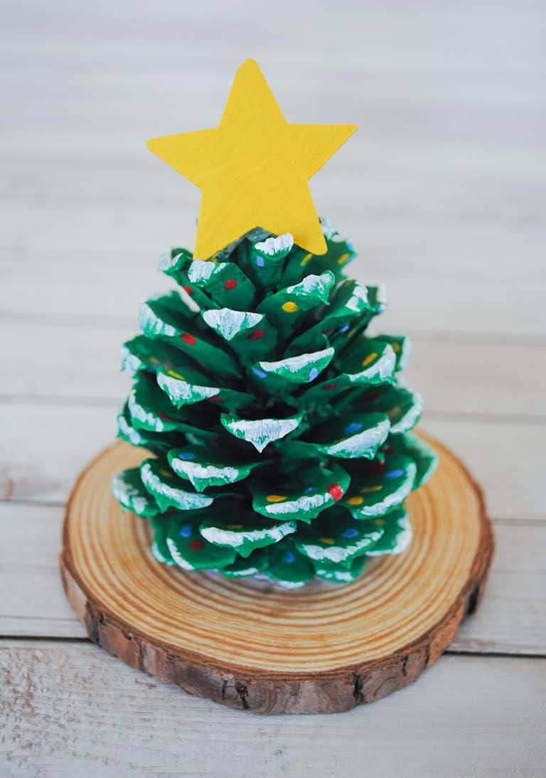 16 Easy Christmas Crafts For Kids Holiday Craft Ideas And Activities