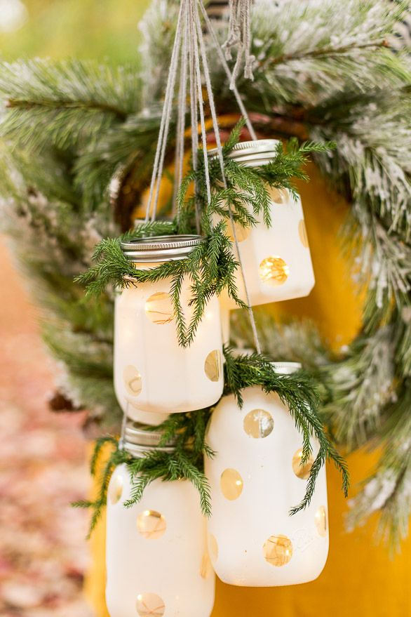 3e4f3eab961 50 Easy Christmas Crafts for Adults to Make - DIY Ideas for Holiday Craft  Projects