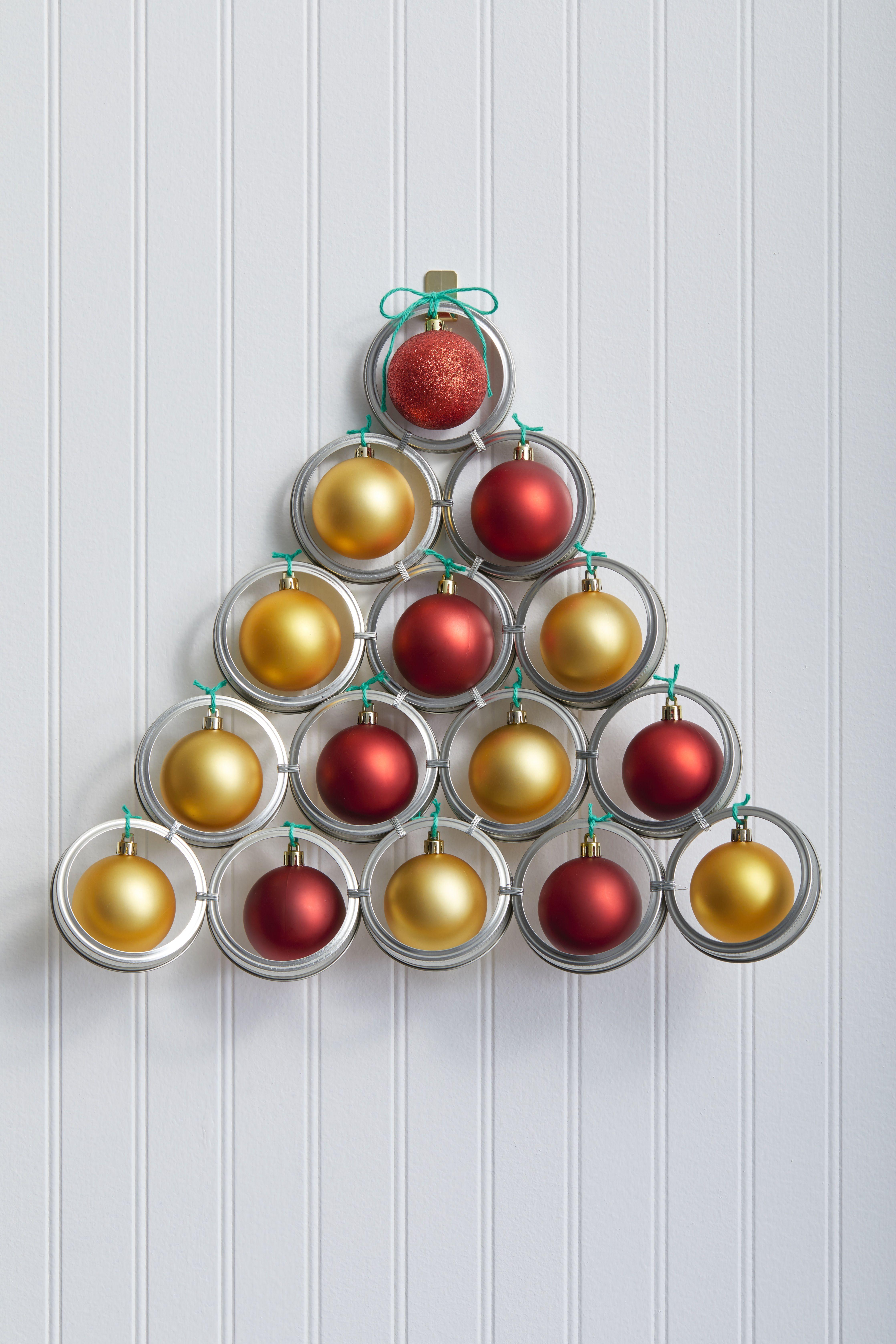 45 Easy DIY Christmas Decorations 2019 , Homemade Holiday