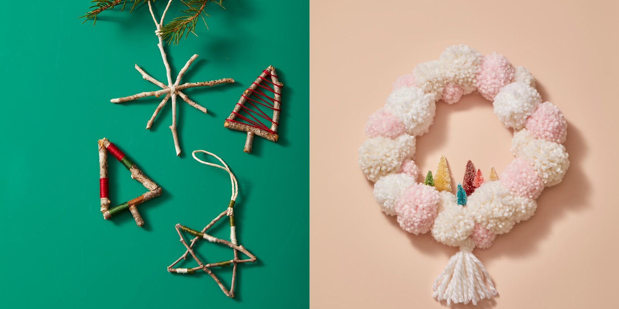 60 Christmas Crafts to Bring a Handmade Holiday to Every Room in the House