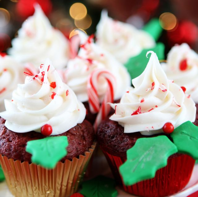 Christmas Cupcakes.35 Easy Christmas Cupcakes Best Recipes For Holiday Cupcakes