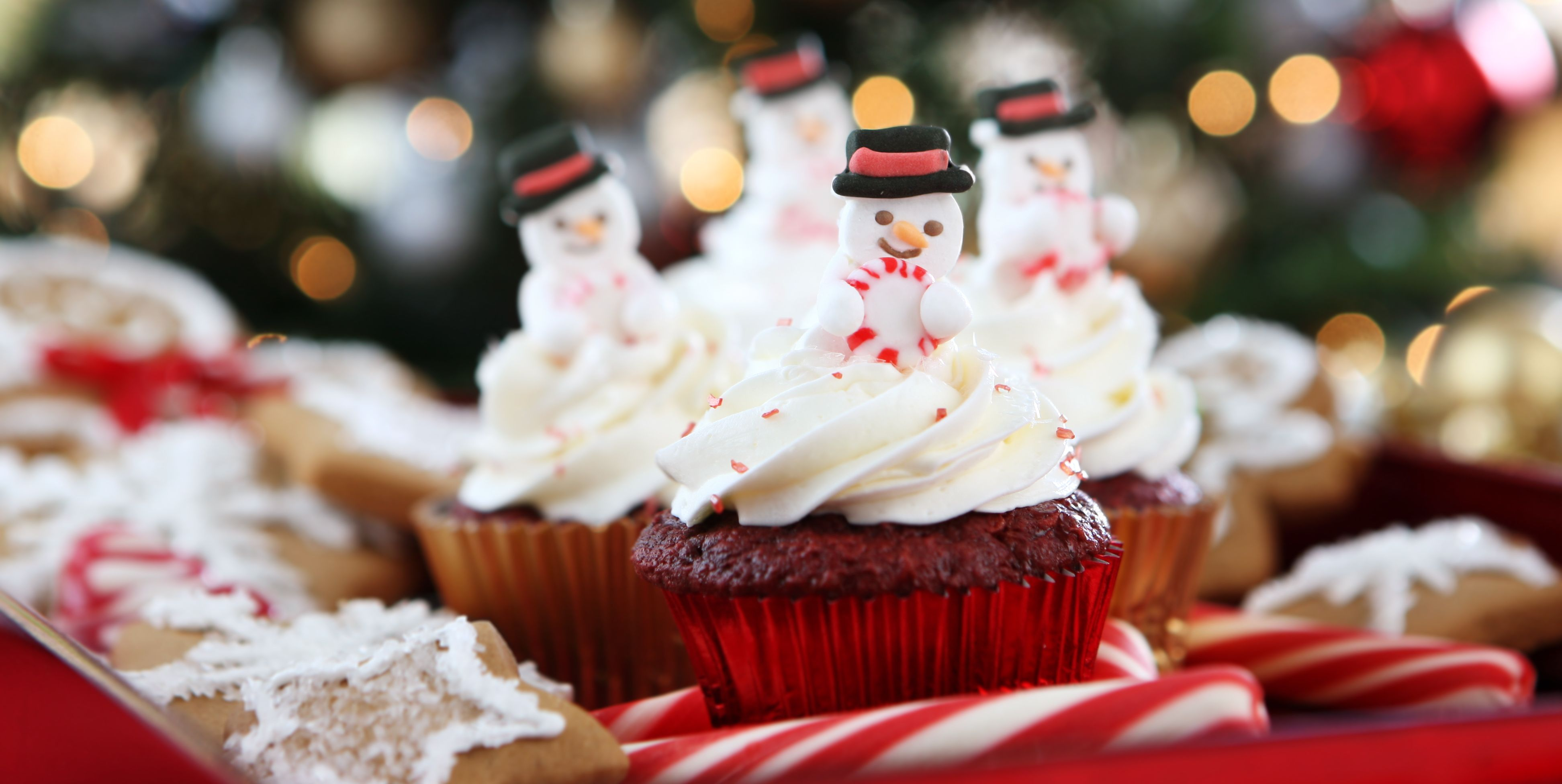 34 Easy Christmas Cupcakes Best Recipes For Holiday Cupcakes