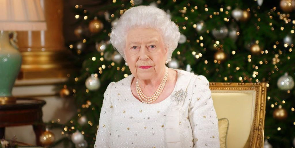 Queen's Christmas Day speech