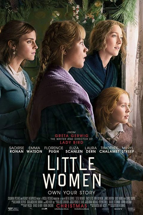 christmas day movies in theaters 2019 - little women