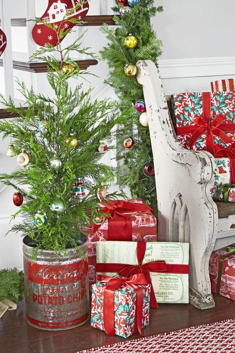 christmas tree decoration ideas - Interior Christmas Decorating Ideas