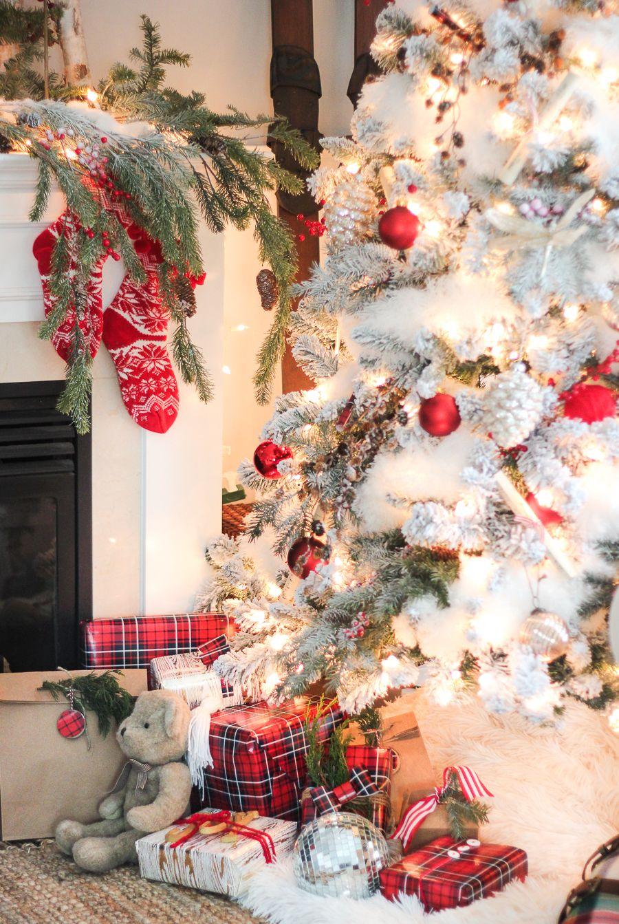 christmas decorating ideas & 20+ Best Christmas Decorating Ideas - Tips For Stylish Holiday ...